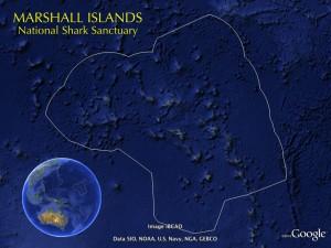 Marshallöarnas hajskyddsområde